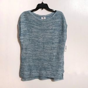 NWT 100% cotton sweater Old Navy sz L